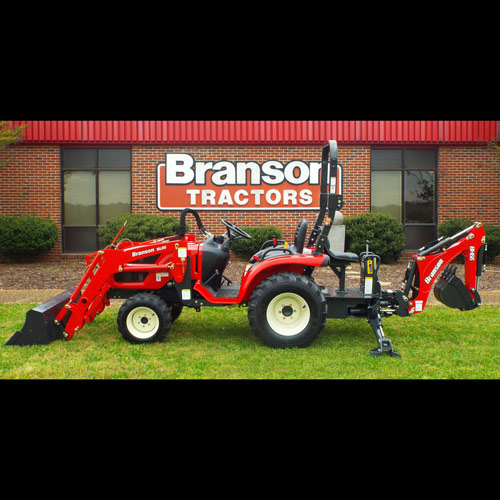 Branson Tractors 25 Open Station Series