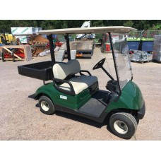 Yamaha G29A Golf Buggy With Cargo Box