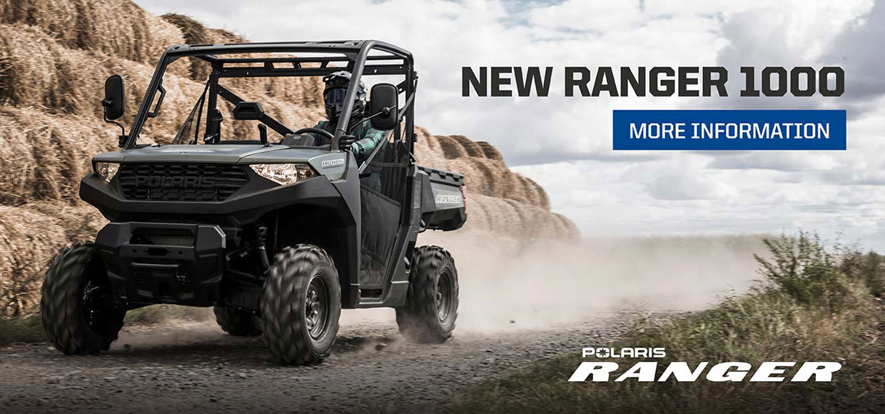 Polaris RANGER® 1000 EPS