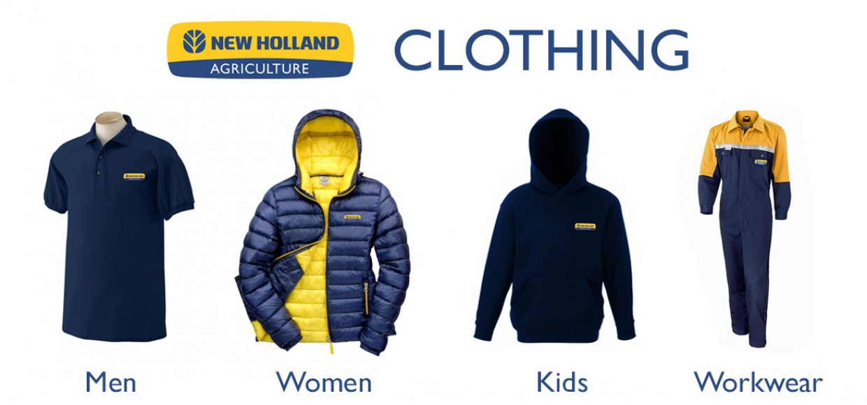 New Holland Shop