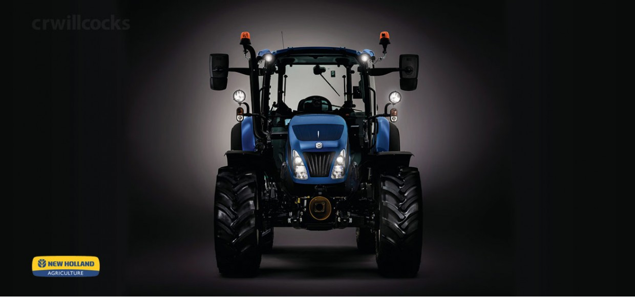 New Holland Tractors