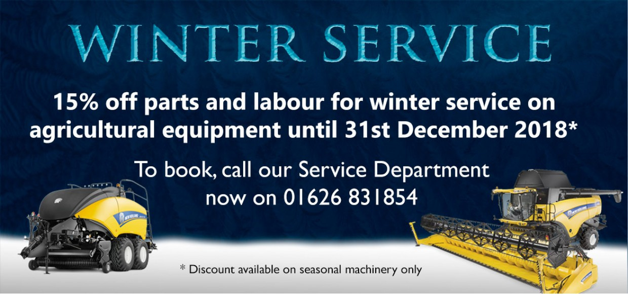 Winter Service Offer