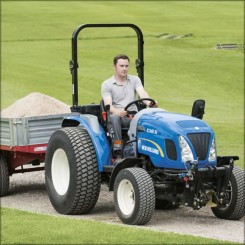 New Holland Boomer 30 and Boomer 35 (Class 2)