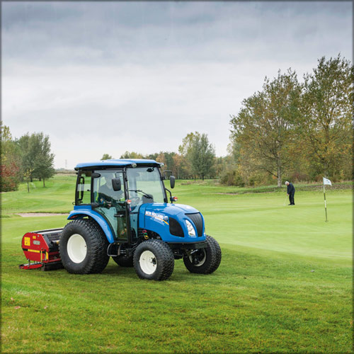 New Holland Boomer 40 and Boomer 50 - Class 3