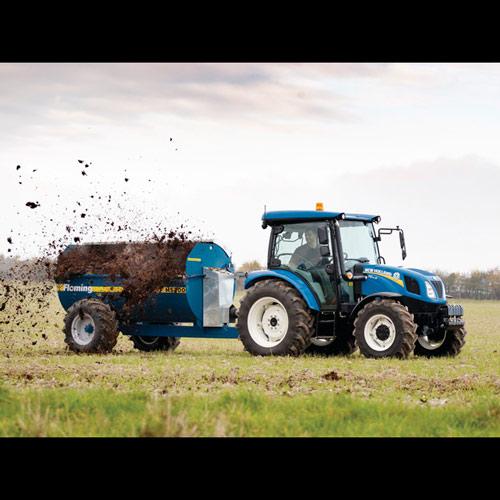 New Holland T4S - New Holland Dealer UK - Devon, South West