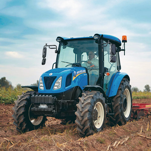 New Holland T4S - New Holland Dealer UK - Devon, South West