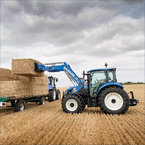 New Holland T5 Dual Command