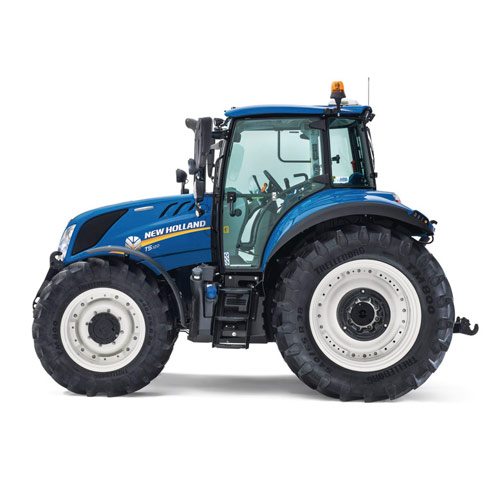 New Holland T5 Electro Command Tier 4B Tractor - Official
