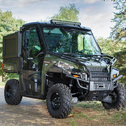 polaris ranger diesel hd polaris dealer devon south. Black Bedroom Furniture Sets. Home Design Ideas