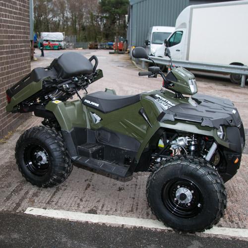 Polaris Sportsman X2 570 EPS - 2 Seater ATV Quad