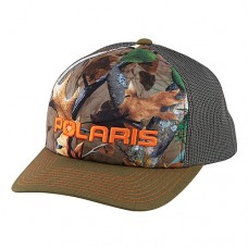 Polaris Camouflaged Baseball Cap - Stock No. 2868750