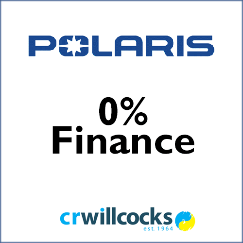 Polaris 0% Finance Offer For 2018