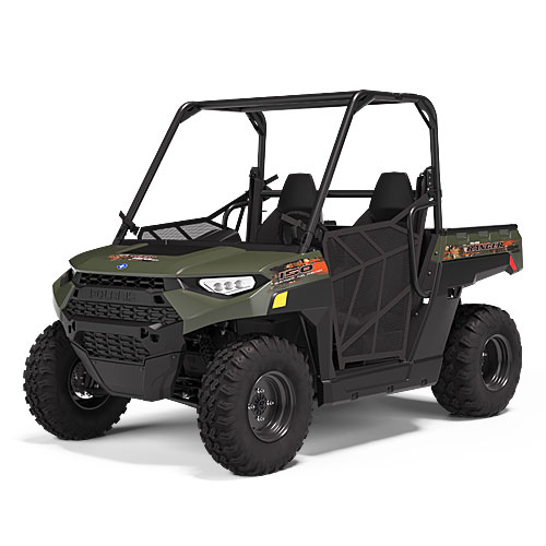 polaris ranger 150 junior utv side by side sxs. Black Bedroom Furniture Sets. Home Design Ideas