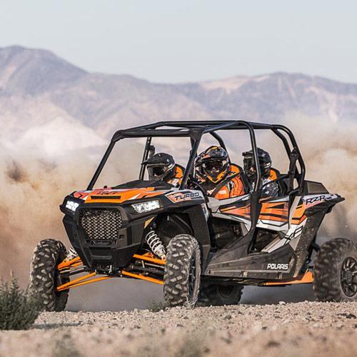 Polaris RZR XP® 4 1000 EPS - Four Seater