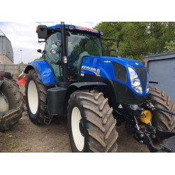 Used New Holland T7.210 Auto Command Tier 4a Tractor