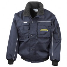 New Holland Workguard Heavy Duty Pilot Jacket