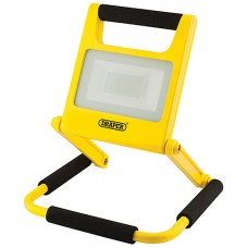 Draper 10W COB LED Rechargeable Folding Worklight (600 lumens)