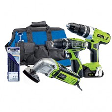 Draper Storm Force Power Tool Kit