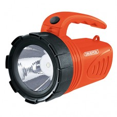 Draper LED Rechargeable Spotlight (3W) 200 lumens