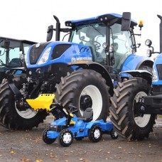 New Holland Pedal Tractors