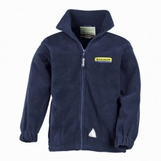 New Holland Full Zip Active Fleece (Youth)