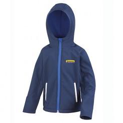 New Holland Kids Soft Shell Jacket