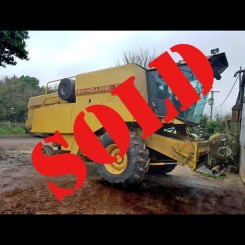 New Holland Combine Harvester TX32