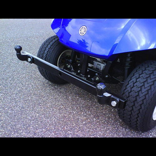 Yamaha Golf Cart Tow Bar Push Bar