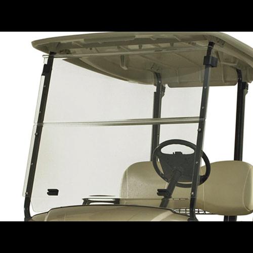 Yamaha Golf Cart Windscreen - Yamaha Golf Buggy Dealer UK on nerf bars for golf carts, push bars for trucks, push bars for cars, push bars for go carts, roll bars for golf carts, push bars for doors,