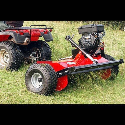 ATV Flail Mower - Robust & Heavy Duty - Devon, U K