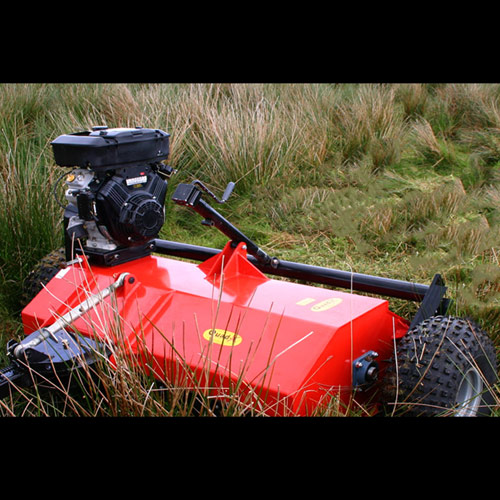 ATV Flail Mower - Robust & Heavy Duty - Devon, U K