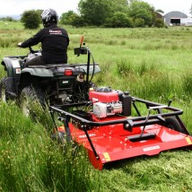 ATV Attachments, Implements & Equipment For Quad Bikes, Side