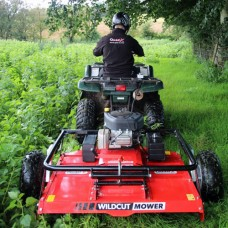 Quad X Wildcut Mowers