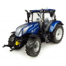 New Holland T6.175 Blue Power Diecast Model - Universal Hobbies