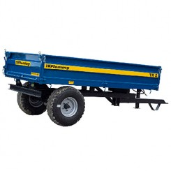 Fleming Compact Tipping Trailer