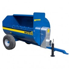 Fleming MS150 Compact Tractor Muck Spreader