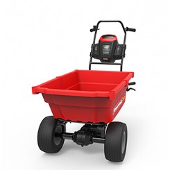 Electric Wheelbarrow: Snapper ESXDUC82 Utility Cart