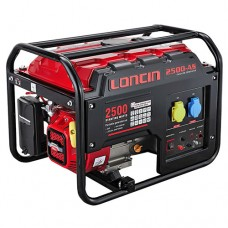 Loncin LC2500-AS Generator - 2kW Rated Output