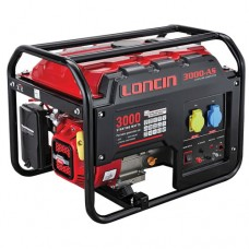 Loncin LC3000-AS Generator - 2.3kW Rated