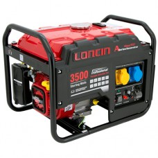 Loncin LC3500-AS Generator 2.8kW Rated
