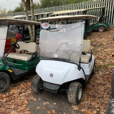 Yamaha Drive2 Petrol Golf Buggy (display model)