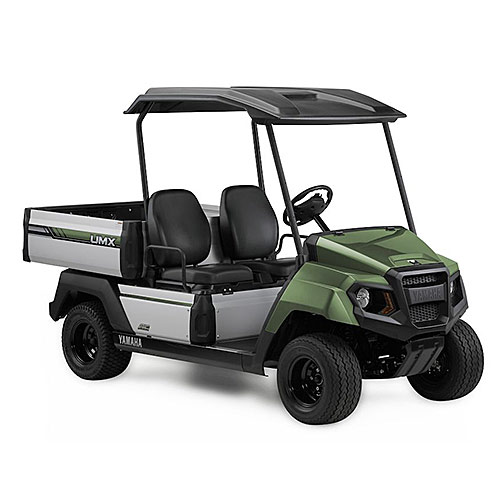 Yamaha UMAX AC Electric Golf Cart - UMAX Buggy