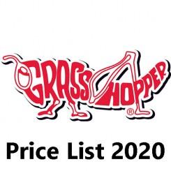 Grasshopper Lawn Mower Price List 2020
