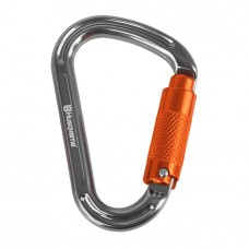 "HMS / ""Pear"" Shape Carabiner by Husqvarna"