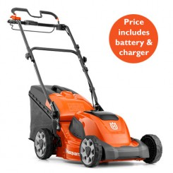Husqvarna LC 141 iV Battery Lawnmower Kit