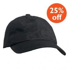 Husqvarna Xplorer Black Baseball Cap