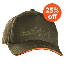 Husqvarna Xplorer Forest Green Baseball Cap