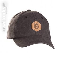 Husqvarna Xplorer Granite Grey Baseball Cap