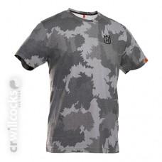 Husqvarna Xplorer Unisex Forest Camo T-Shirt