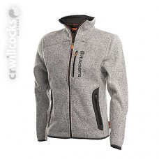 Husqvarna Xplorer Women's Fleece Jacket (Steel Grey)